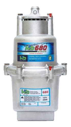 Bomba D'água ( Sapo ) Submersa Sapo Mascote 3/4'' Hb-680-s