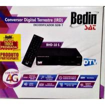 Conversor Digital Terrestre (ird) Decodificador Isdb-t