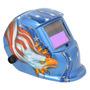 Máscara De Solda Personalizada American Eagle Weld Vision