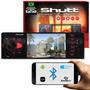 Mp5 Player Shutt Los Angeles 1 Din 4 Polegadas Bluetooth