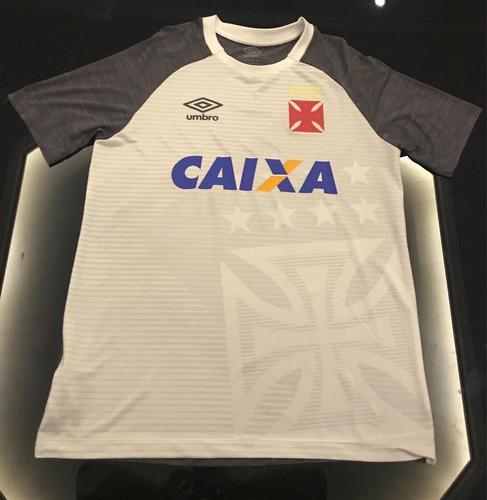 c836741bea Camisa Vasco Da Gama Treino Aquecimento