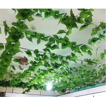 Planta Artificial Tipo Hera Pcte Com 10 Ramas Frete Gratis