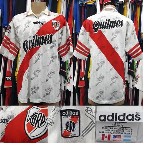 Camisa River Plate - adidas - 1996 1988 - G - S nº 16e3bc015733b