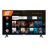 Smart Tv Tcl S-series 43s6500 Dled Full Hd 43
