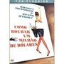 Dvd- Como Roubar Um Milhão De Dólares- Audrey Hepburn- Lacra