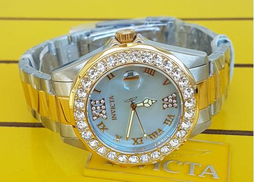 c5655035678 Relógio Invicta Feminino Edt Limit 20367 Original Swiss. à venda em ...