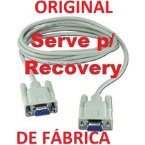Cabo Serial Rs232 Null Modem Db9 Femea Femea Rs 232 Db 9