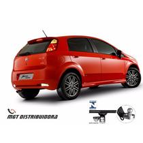 Engate De Reboque Fiat Punto 450kg 2007/...