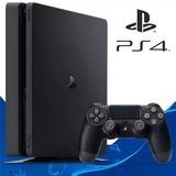 Promoção Playstation 4 Ps4 Slim Hd 1tb 1000gb  2215b