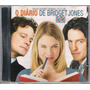 Cd Trilha Sonora Original Do Filme O Diário De Bridget Jones