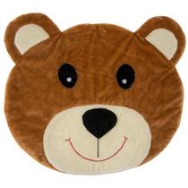 Tapete Para Quarto De Bebê Menino Urso Cáqui Lb520cáqui
