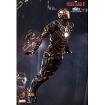 Iron Man 3 Bones (mark Xli) 1/6th Scale Hot Toys Boneco