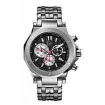 Relógio Guess Gc X72013g5s Prata Garantia 12x Sem Juros
