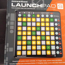 Novation Launchpad S Midi Usb Pad Controller Ableton Live