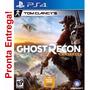 Tom Clancy Ghost Recon Wildlands Ps4 + Missão Bonus + Nf