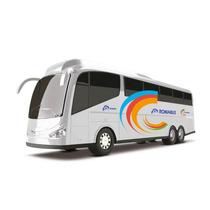 Ônibus Roma Infantil Bus Executive Branco Roma Brinquedos