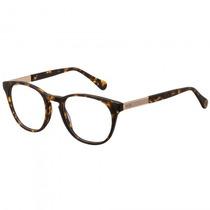 Armação Óculos Grau Fórum F6009f0151 Marrom - Refinado