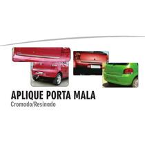Aplique Porta Mala Cromado/resinado - Siena Fire 2007