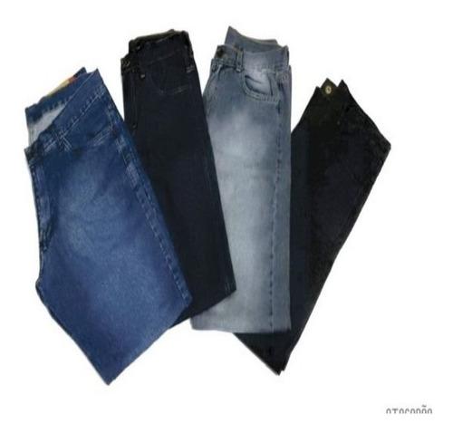 23b807b652 Kit 3 Calça Jeans Infantil Marca Slim Skinny Casual Promoção
