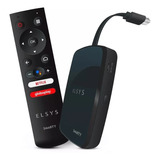 Receptor Smarty Elsys Tv Box Smart Android Netflix Youtube