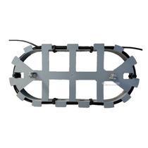 Suporte Reserva Técnica Optiloop Cruzeta Fibra Óptica