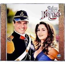 Salve Jorge Cd Original Novela