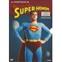 Box As Aventuras Do Super Homem Primeira Temporada Completa