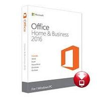 Microsoft Office Home Business 2016 Cartao Key Novas