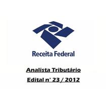 Apostila Receita Federal 2015 Pdf - Envio Via Email