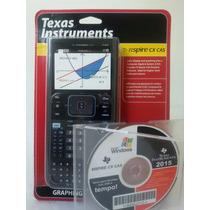 Calculadora Texas Ti - Nspire Cx Cas - Envio Imediato! Nova!