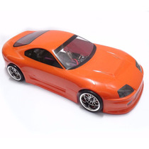 Carro Himoto Toyota Supra 1995 1/10 W/ Drift Tire 2.4ghz Rc