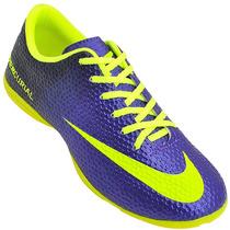 Chuteira Futsal Salão Nike Cr7 Cristiano Ronaldo Promoção à venda em ... 82b1674fb4550