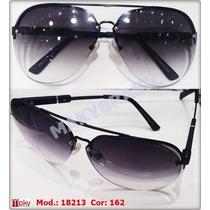 Óculos De Sol 18215 Modelo De Luxo Sem Aro Feminino