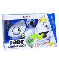 Robô Camaleão Silverlit Robot - Dtc 4797