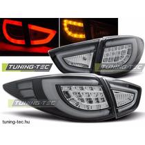 Tuning Imports Par De Lanterna Led Sonar Hyundai Ix35