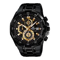 Relógio Casio Edifice Masculino Efr-539bk-1av - Efr539bk