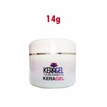 Keragel Gel Com Keratina E Cálcio 14g - Produto Italiano