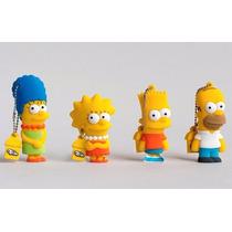 Pen Drive 4gb, Os Simpsons, Personalizado