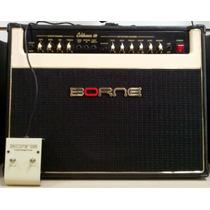 Caixa Para Guitarra Borne Evidence 100 2 Alto-falantes 10