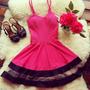 Vestido Moda Blogueira Famosa Sexy Fashion