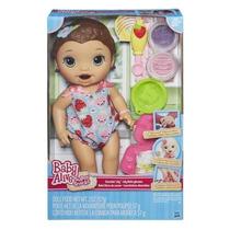 Baby Alive Lanchinhos Divertidos - Hasbro