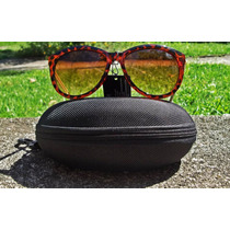 Óculos De Sol Verão Modelo Gatinho - Marrom Tartaruga