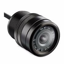 Camera De Ré Visão Noturna Au002 Multilaser Com Nf-e