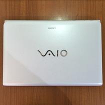 Notebook Sony Vaio Intel Core I3 - 4gb - Windows 8 - Branco