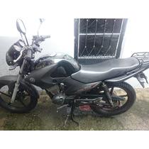 Moto Ybr 125 Factor Ed