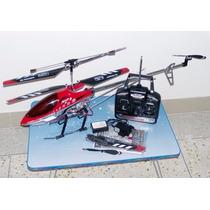 Helicóptero Metal Sky King Hcw8501 Gigante Pronta Entrega.