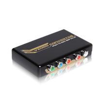 Video Componente + Audio L/r Para Hdmi Up Scaler 1080p