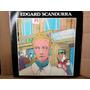 Lp Edgar Scandurra Amigos Invisíveis 1989 + Encart Luva