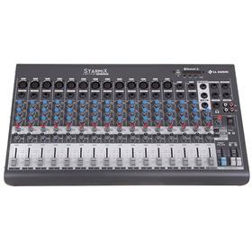 Mesa De Som Mixer Ll Audio Xms1602d 16 Canais Com Gravação