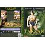 Filme Em Dvd Tarzan O Magnífico Usado Original